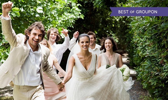 Caledonian Hotel - Aberdeen: Wedding Package For Up To 50 Guests for £999 With Three-Course Meal, Drinks & Evening Buffet at The Caledonian Hotel