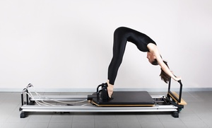 Synergy Physical Therapy & Pilates: A Pilates Reformer Class at Synergy Physical Therapy & Pilates (75% Off)