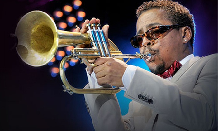 Roy Hargrove - Blues Alley: $38 for Dinner and Roy Hargrove Jazz Show at Blues Alley (Up to $76.20 Value). Eight Performances Available.