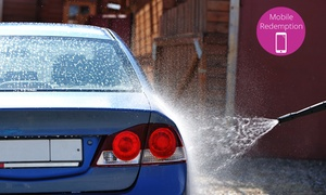 Kiwi Car Wash: From $29 for a Valet Car Wash at Kiwi Car Wash, Whangaparaoa (From $65 Value)
