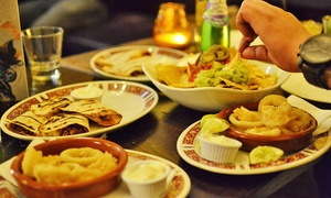 The Cuban Camden: Cuban Tapas and Sangria for Up to Six at The Cuban (Up to 78% Off)