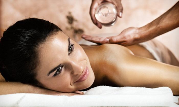 Castelle - Salvador: Castelle – Pituba: day spa com massagem, esfoliação, hidro, hidratação e máscara, de R$ 410 por R$ 99