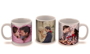 1, 2, or 3 Personalized Photo Mugs at 1, 2, or 3 Personalized Photo Mugs, plus 9.0% Cash Back from Ebates.
