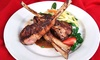 Occoquan Inn - Occoquan: Steak or Seafood Dinner for Two or Four at Occoquan Inn (Up to 46% Off)