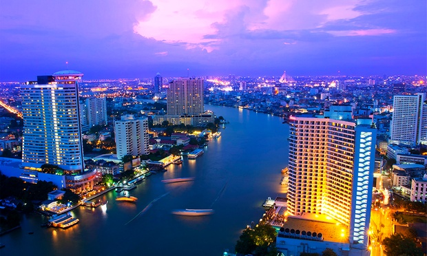 Bangkok: SIA Return Flights 1
