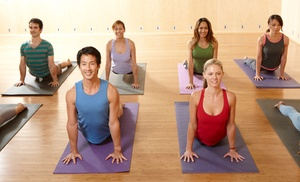 YogaWorks: $39 for One Month of Unlimited Yoga and Fitness Classes at YogaWorks ($149 Value)