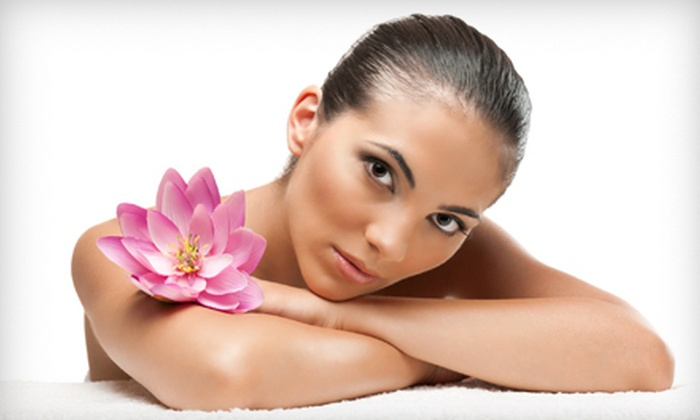 Tranquility Day Spa - Alum Rock: $50 Toward Traditional Cut and Style or Facial