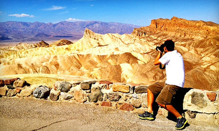 Bindlestiff Tours - Super 8: Day Tour for One, Two, or Four of Death Valley, Ghost Town, or Zion Canyon from Bindlestiff Tours (Up to 54% Off)