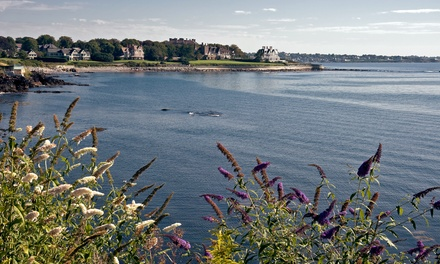groupon daily deal - 1-Night Weekday Stay for Two at Newport Bed & Breakfast Inns in Newport, RI. Combine Up to 4 Nights.