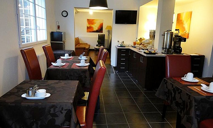 inter hotel la baie de morlaix groupon. Black Bedroom Furniture Sets. Home Design Ideas