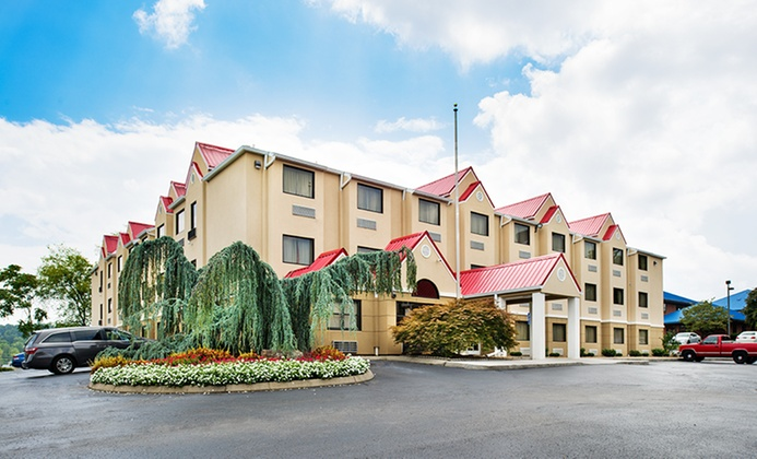 Knoxville Hotel near Great Smoky Mountains