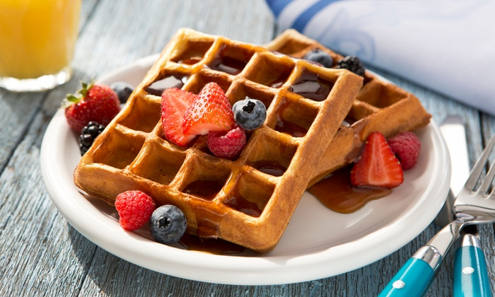 Oregon Table - Pearl: Brunch for Two, or a Wine Country in the Pearl Wine Tasting for Two at Oregon Table (Up to 50% Off)