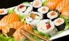 20% Cash Back at Sushi Star