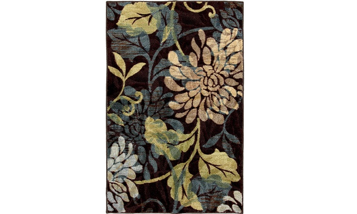 Four Options Available From Mohawk Home Canberra Area Rugs