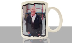 Anderson Ink: One or Two Custom-Printed 11-Ounce Photo Mugs at Anderson Ink (Up to 54% Off)