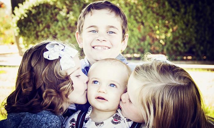 Nowells Photography - Phoenix: 30-Minute or 60-Minute Family Photo Shoot from Nowells Photography (Up to 62% Off)