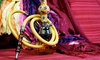 Voodoo Hookah Lounge - Business Park: Hookah Table Service for Two or Four at Voodoo Hookah Lounge (Up to Half Off)