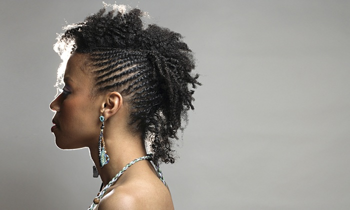 Natural Styles by Ash / Braids, Crochet Braids, Blowouts and More - Woodlawn: Braiding at Natural Styles by Ash / Braids, Crochet Braids, Blowouts and More (Up to 52% Off). Three Options.