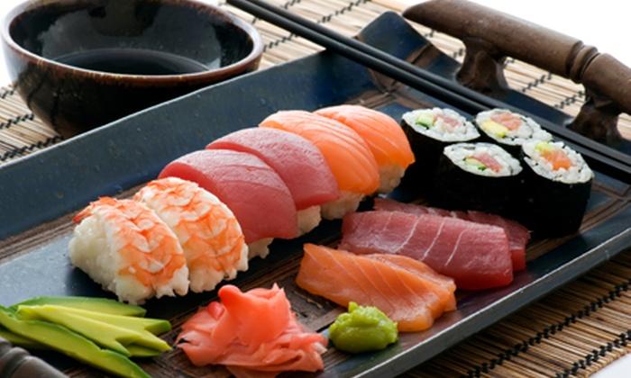 Sushi Universitário - Campinas: Sushi Universitário – Swift: buffet de comida chinesa e japonesa, para 2 ou 4 pessoas a partir de R$ 54,90