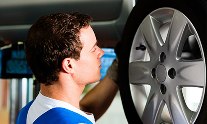 Express Alloys at The Express Bodyshop - Cambridge: Alloy Wheel Refurbishment from £29 at The Express Bodyshop, Cambridge (Up to 64% Off)