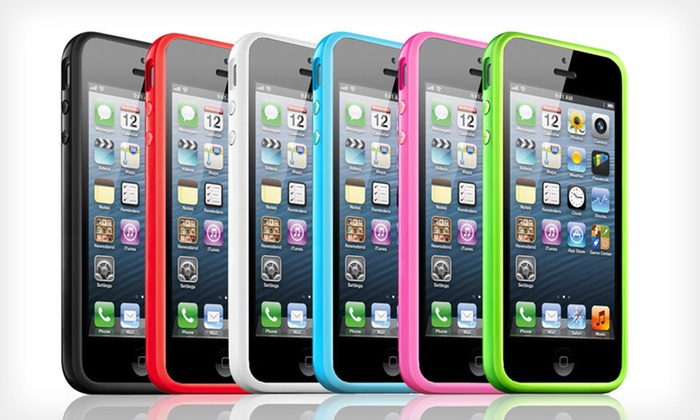 Nextware Edge II Slim Case for iPhone 5: $10 for a Nextware Edge II Slim Case for iPhone 5 ($29.95 List Price). Six Colors Available. Free Shipping on Purchases Over $15 and Free Returns.