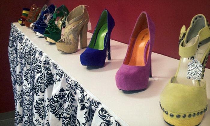Sole Unique Shoe Boutique - Randallstown: Shoes or Jewelry and Accessories at Sole Unique Shoe Boutique (Up to 57% Off)