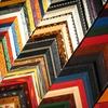61% Off Custom Framing at Paul Mahder Gallery