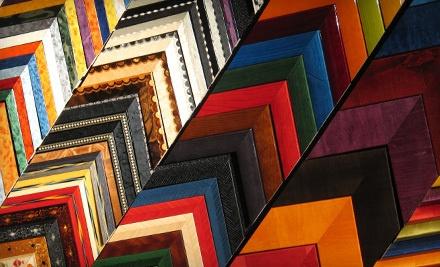 Custom Framing at Paul Mahder Gallery (Up to 61% Off)