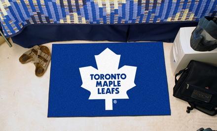 Fanmats NHL Home Starter Mat