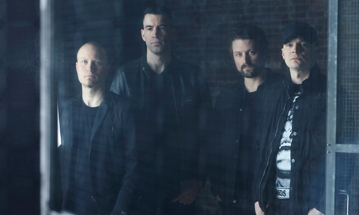 Theory of a Dead Man and Hinder - The Ogden Theatre: Theory of a Deadman and Hinder at The Ogden Theatre on Saturday, June 27, at 8 p.m. (Up to 40% Off)