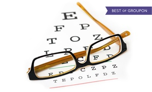 See NC Eyecare: $50 for an Eye Exam and $200 Toward Prescription Glasses at See NC Eyecare ($329 Value)