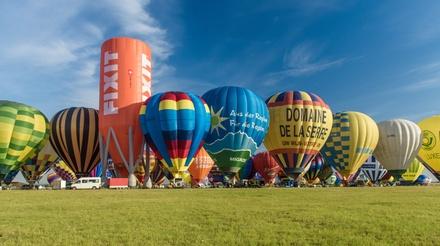 Ballonvaart en après ballooning inclusief champagne bij Info-ballonvaarten met meerdere opstapplaatsen in België