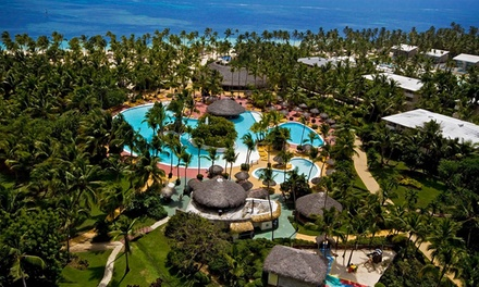 Groupon Deal: All-Inclusive Stay for Two at Catalonia Bavaro Beach Golf & Casino Resort in Punta Cana, DR, with Dates into June
