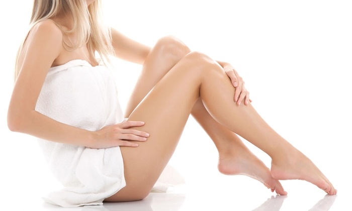 Accent Image & Laser Center - Kanata: C$199 for 1 Year of Laser Hair-Removal Treatments at Accent Image & Laser Center (Up to C$1,686 Value)