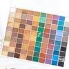 100-Piece Eyeshadow Palette and 10-Piece Brush Set