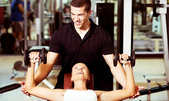 Maximus Physique - Gaithersburg: One or Six Personal-Training Sessions, or a 3- or 12-Month Meal Plan from Maximus Physique (Up to 68% Off)