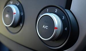 auto passion: Forfait de climatisation auto comprenant bilan, entretien et recharge complète de gaz à 39,90 € chez Auto Passion
