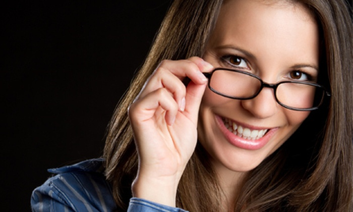 Eyes on Providence - Northeast Cobb: $49 for an Eye Exam and $200 Toward Glasses at Eyes on Providence in Marietta ($329 Value)
