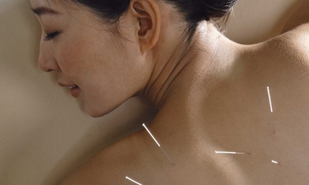 Assessment and  Acupuncture and Massage Sessions at One Acupuncture and Herb Clinic (Up to 54% Off)