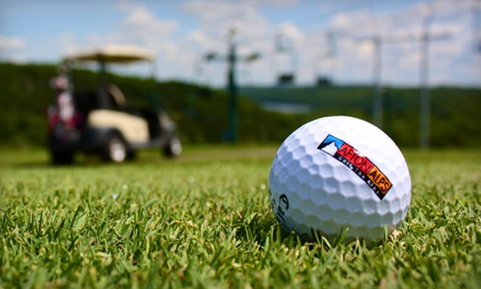 Afton Alps - Hastings: $39 for an 18-Hole Round of Golf for Two at Afton Alps in Hastings (Up to $84 Value)