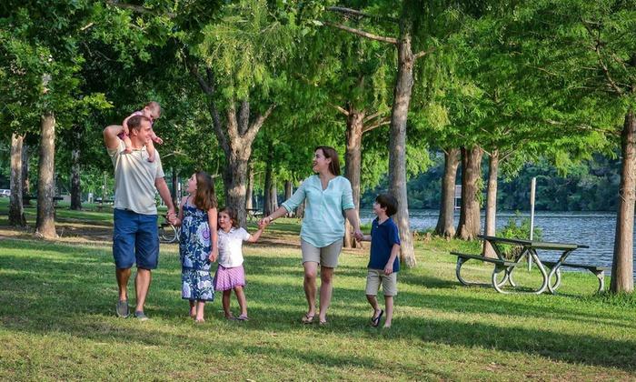 Brubaker Portraits - Austin: 60-Minute Family Photo Shoot from Brubaker Portraits (45% Off)