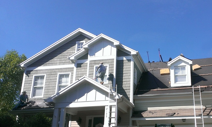 NC Storm Repair LLC - Charlotte: $49 for Roof-Maintenance Package from NC Storm Repair LLC ($250 Value)