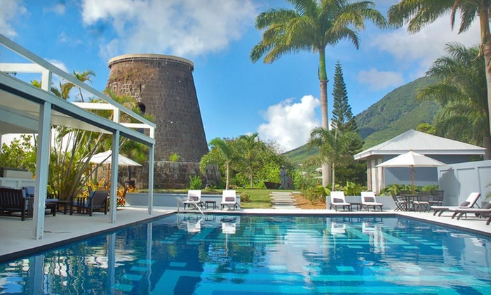 Montpelier Plantation & Beach - Miami: Four-, Five-, or Seven-Night Stay at Montpelier Plantation & Beach on Nevis