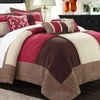 Cazzone Micro Suede Comforter Set (7-Piece)