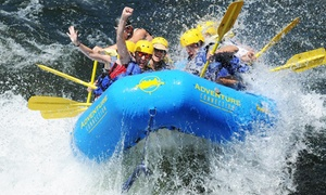 Adventure Connection: Full-Day Whitewater-Rafting Trip with Lunch for One, Two, or Four from Adventure Connection (Up to 40% Off)