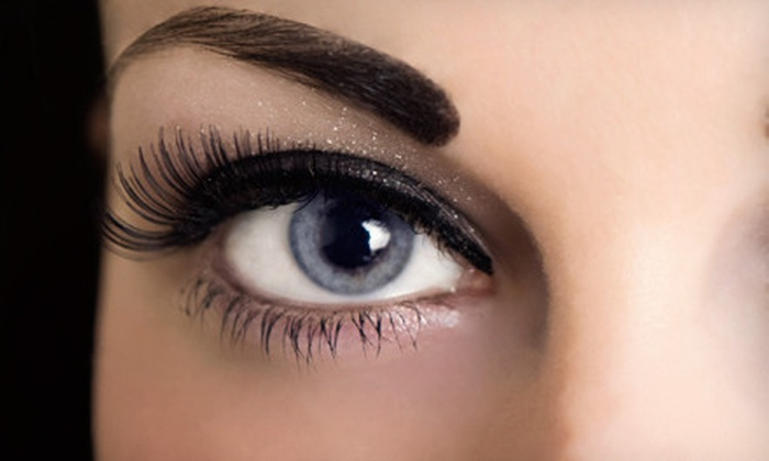 iLash Lab - Beverly Hills: Full Set of Eyelash Extensions with Option for Touchup Service at iLash Lab (Up to 55% Off)