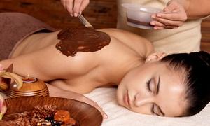 Estetic Moma: 1 o 2 sesiones de chocolaterapia corporal desde 24,90 € en Estetic Moma