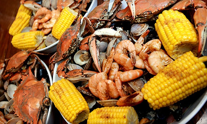 Crab Corner - Paradise: $15 for $25 Worth of Seafood at Crab Corner