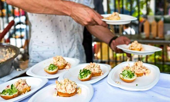 TASTE Williamsburg Greenpoint Food Festival - Williamsburg, Brooklyn: Tasting Packages to TASTE Williamsburg Greenpoint on Sunday, September 13, at 1 p.m. (29% Off)