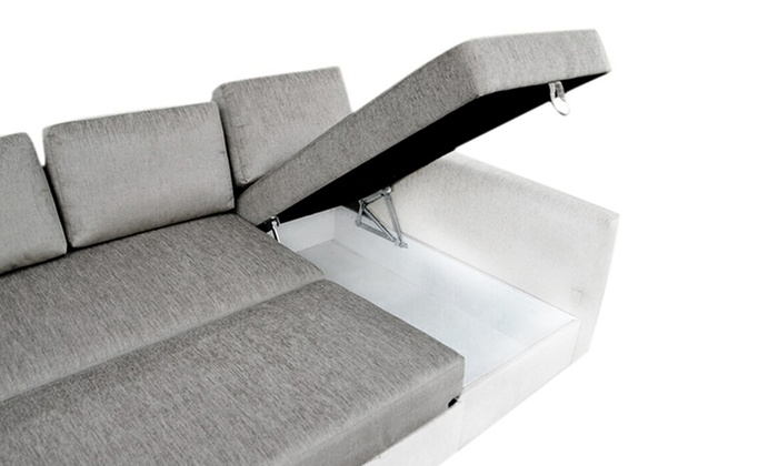 Corner Sofa Bed Groupon